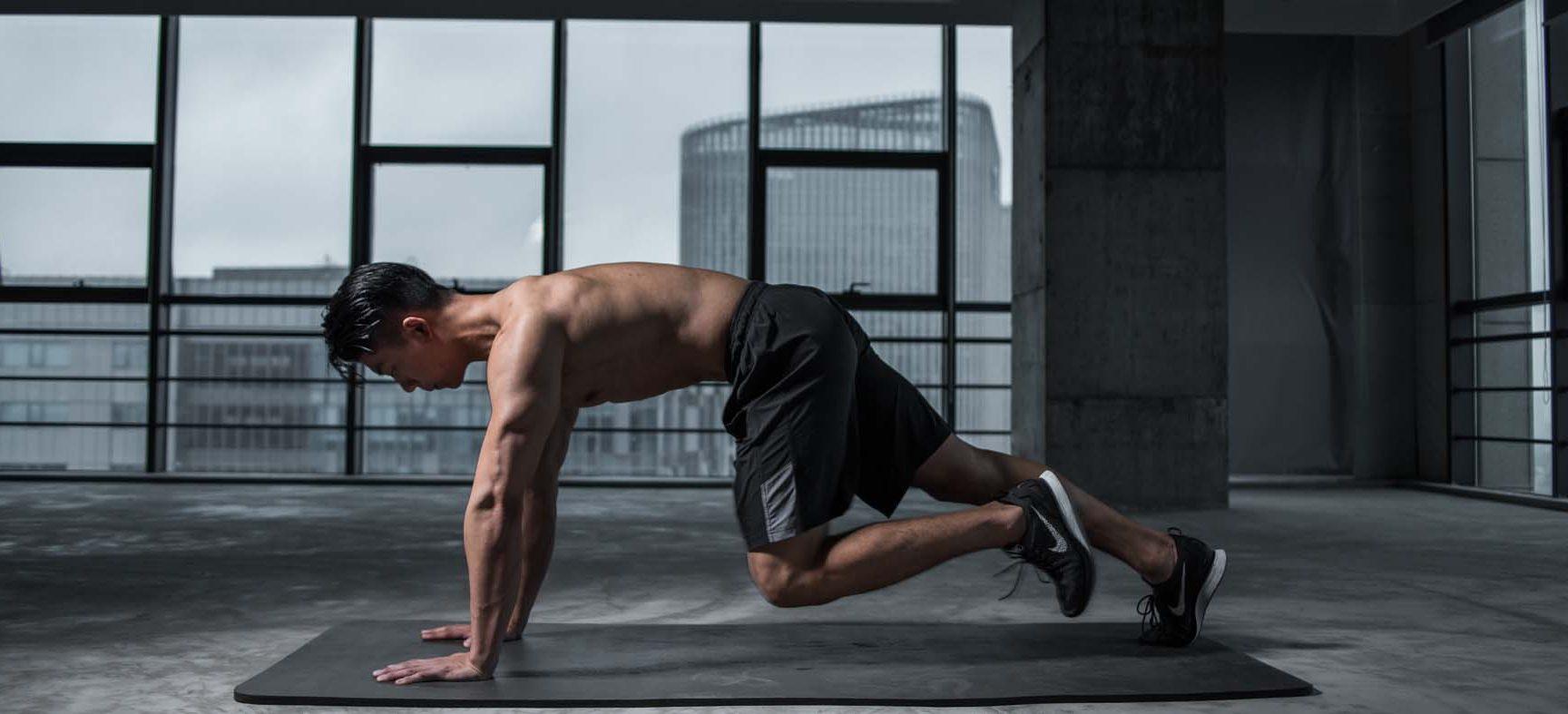 Muskeln sind lebenswichtig...